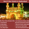 Top 5 Star Hotels in Hyderabad