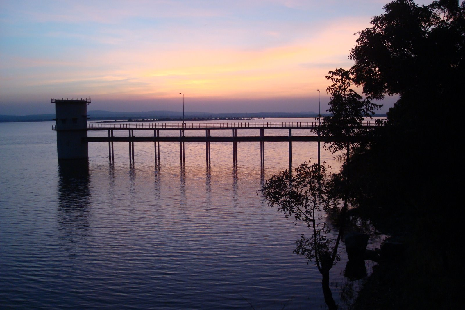 Ramappa Lake Warangal Images - Lake View
