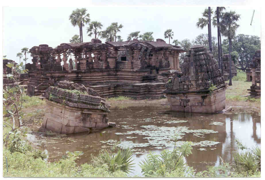 Ghanpur Group of Temples Warangal