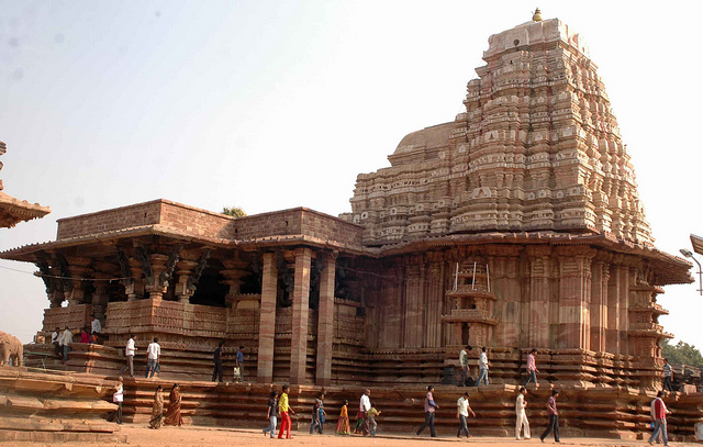 Ramappa Temple at Palampet, Warangal