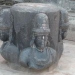 Shiva Linga at Sri Swayambhu Temple Warangal