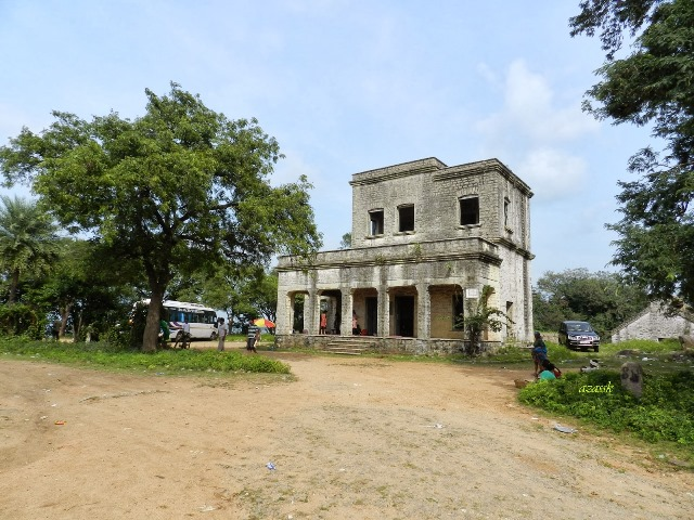Nizam Bungalow near Pocharam Lake