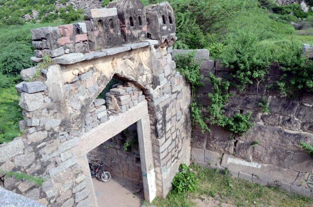 Karimnagar_Molangur_Fort_Main