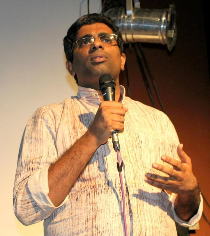 Rakesh Dubbudu - RTI Activist-Telangana Intellectuals
