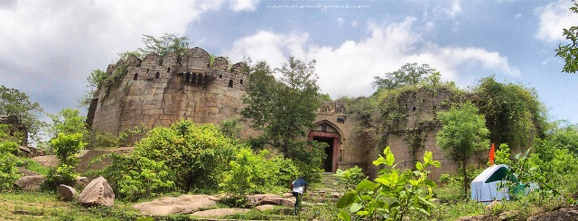 Medak Fort built by Pratapa Rudra of Kakatiya Dynasty