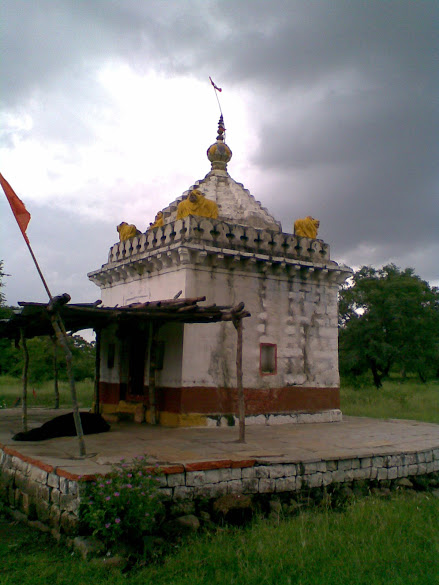 One of the Temples in Gottam Gutta