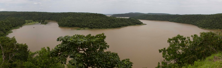 Panorama View from Gottam Gutta, Zaheerabad