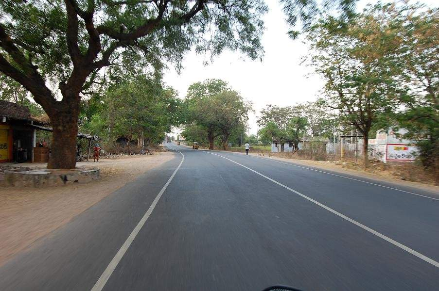 Hyderabad to Karimnagar Highway via Siddipet