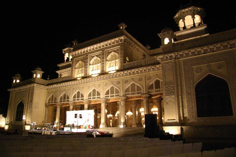 Purani Haveli Hyderabad-Telangana Tourism