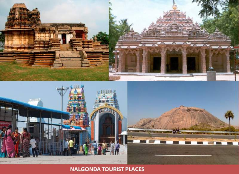 Nalgonda Tourist Places-Telangana Tourist Places