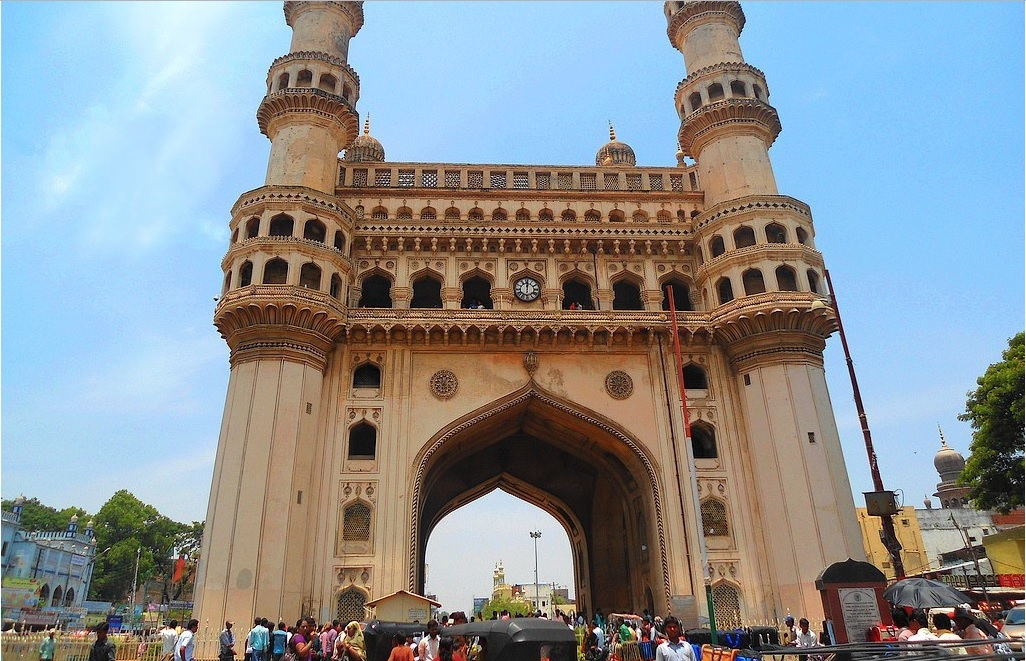 Charminar_Most Visited Tourist Attractions of Hyderabad