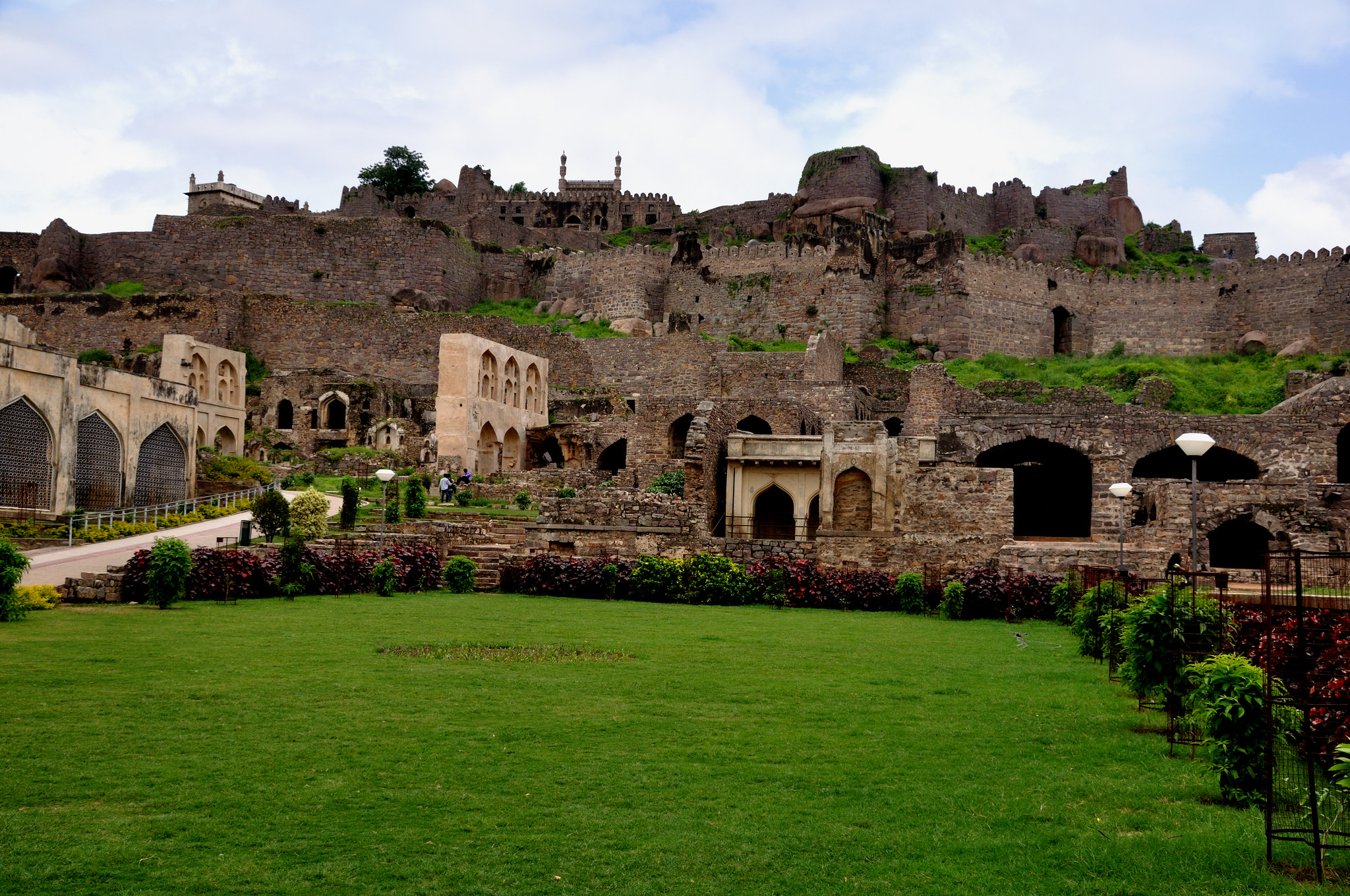 Golconda Fort_Tourist Places to visit in Hyderabad