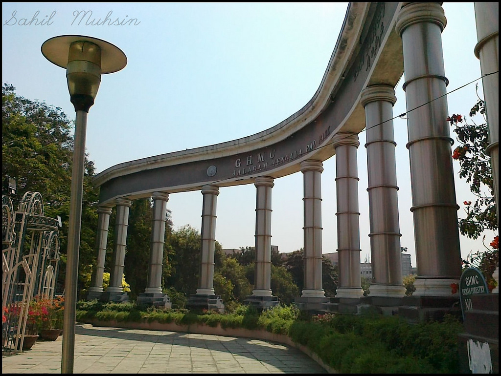 Jalagam Vengala Rao Park_Parks in Hyderabad