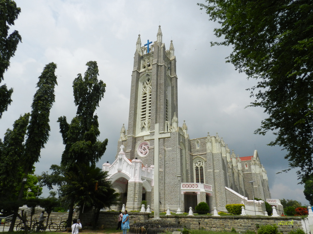Medak Church_Telangana Tourism