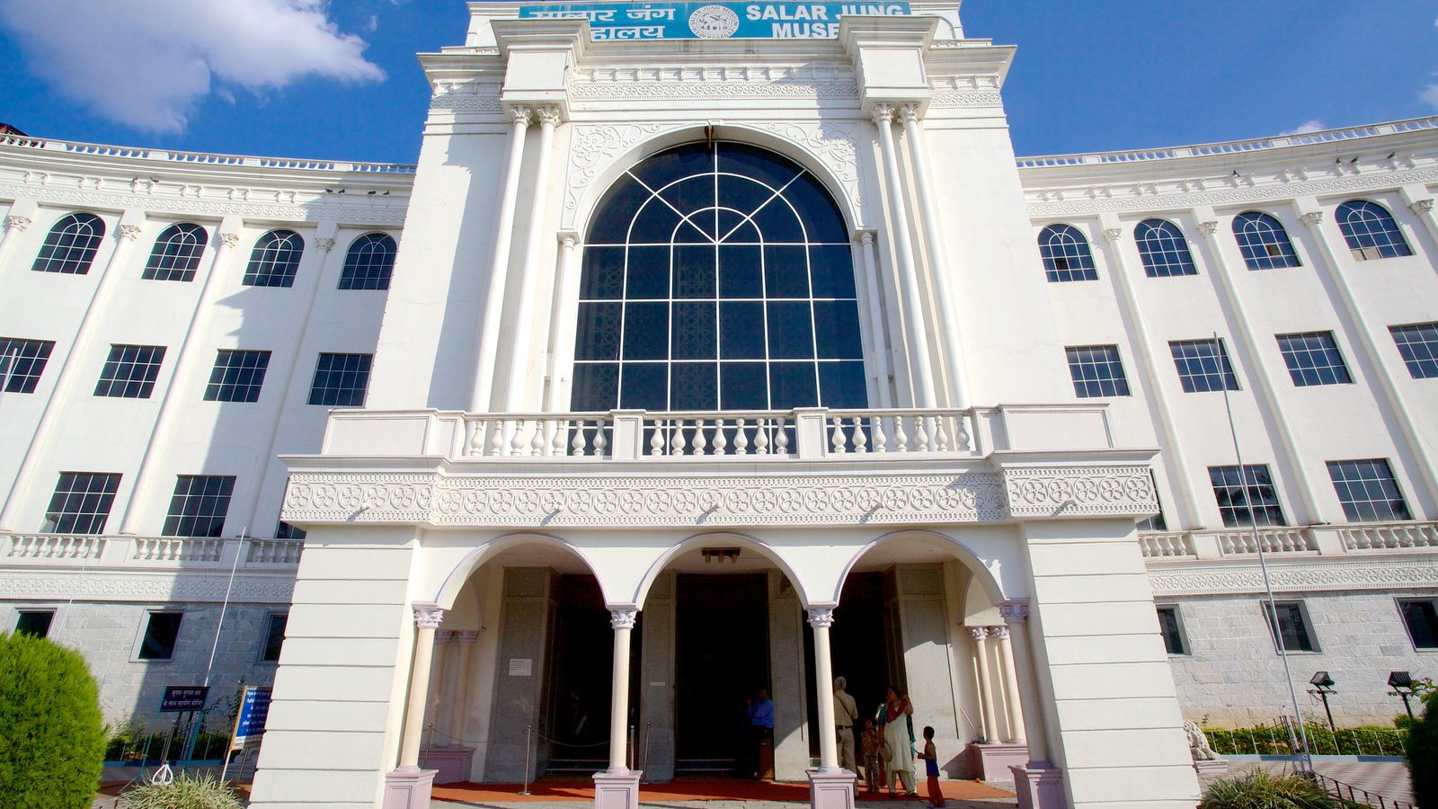 Salarjung Museum_Places to visit in Hyderabad