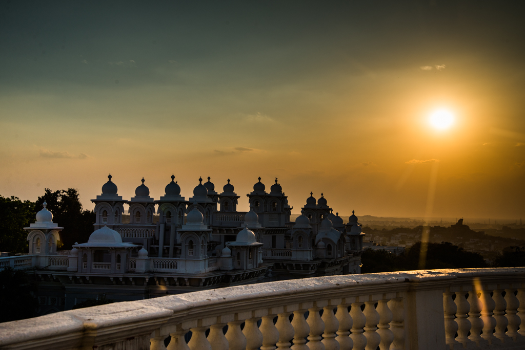 Falaknuma Palace_Hyderabad Palacaes_Sunset Views in Hyderabad