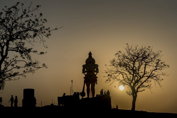 Keesaragutta Temple Hyderabad_Sunset Views in Hyderabad