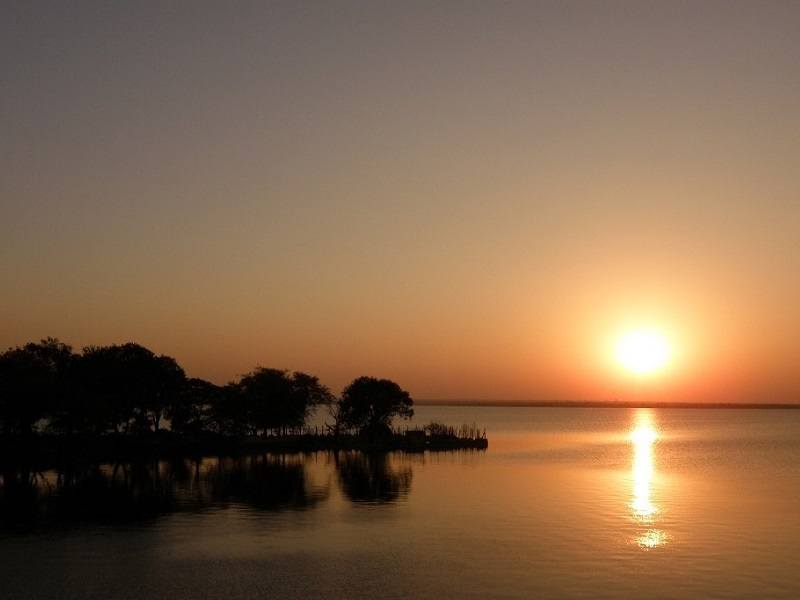 Osman Sagar Lake_Gandipet Lake Hyderabad_Sunset Views in Hyderabad