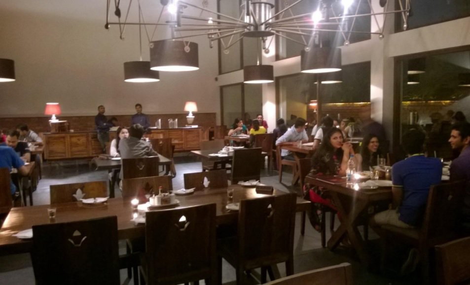Flying Spaghetti Monster_Best Candle Light Dinners in Hyderabad