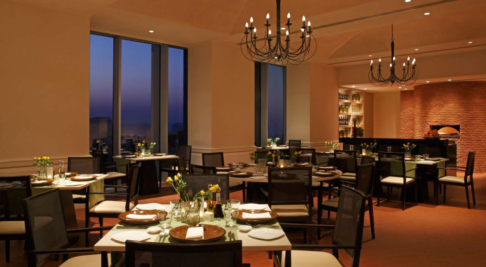 Tuscany_Trident_Best Italian Restaurants in Hyderabad