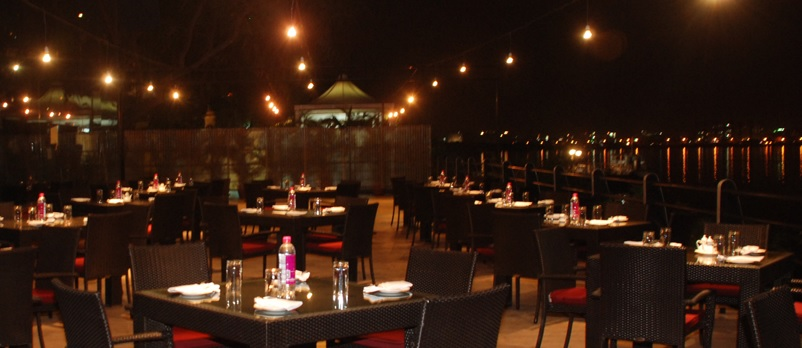 Waterfront_Lake View Restaurants in Hyderabad