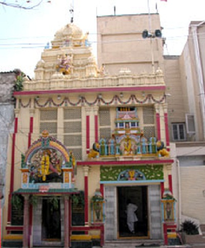 Akkanna-Madanna-Temple-Shaliband-Hyderabad-Bonalu Festival