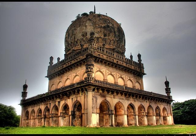 Qutub Shahi Tombs-HyderabadQutub Shahi Tombs-Hyderabad