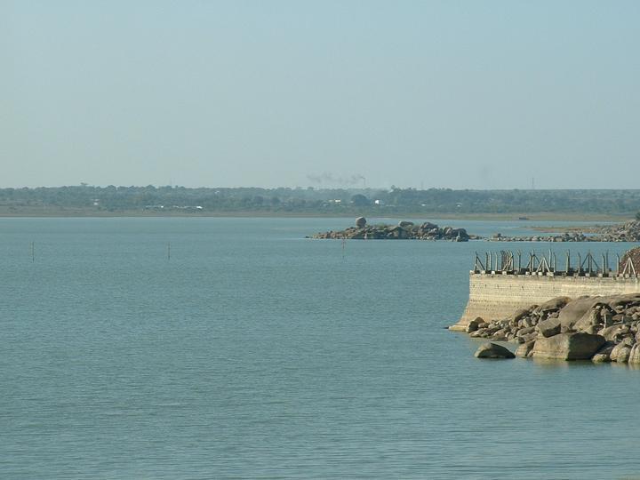 Osman Sagar Lake Gandipet Hyderabad - exploretelangana