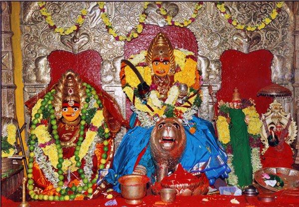 Ujjaini Mahankali Temple secunderabad-exploretelangana2