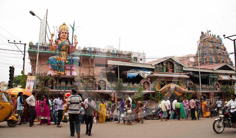Balkampet Yellamma Temple Hyderabad