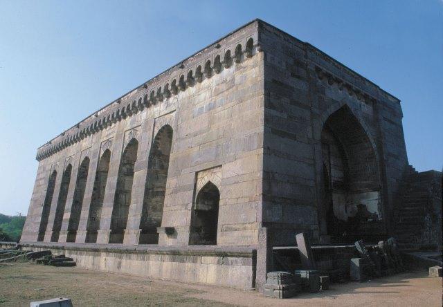 Kuch Mahal at Warangal Fort