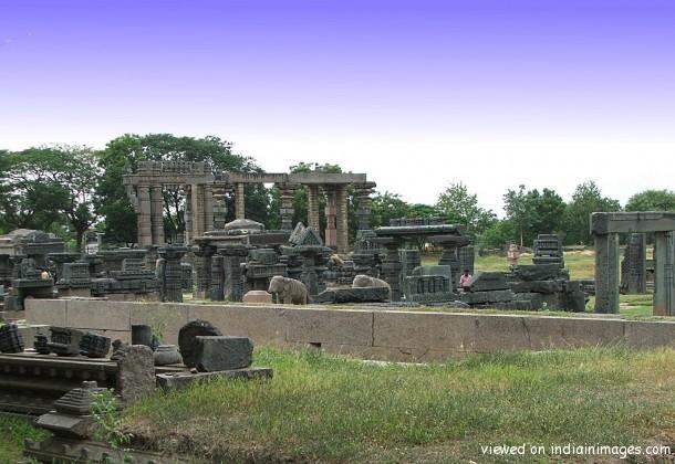 Warangal Fort Ruins