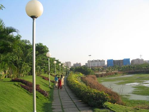 KBR national park Hyderabad