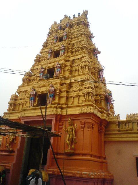Kodagattu Hanuman Temple
