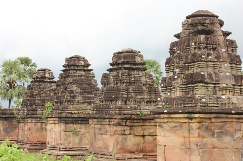 Kota Gullu or Ghanpur Group of Temples Warangal