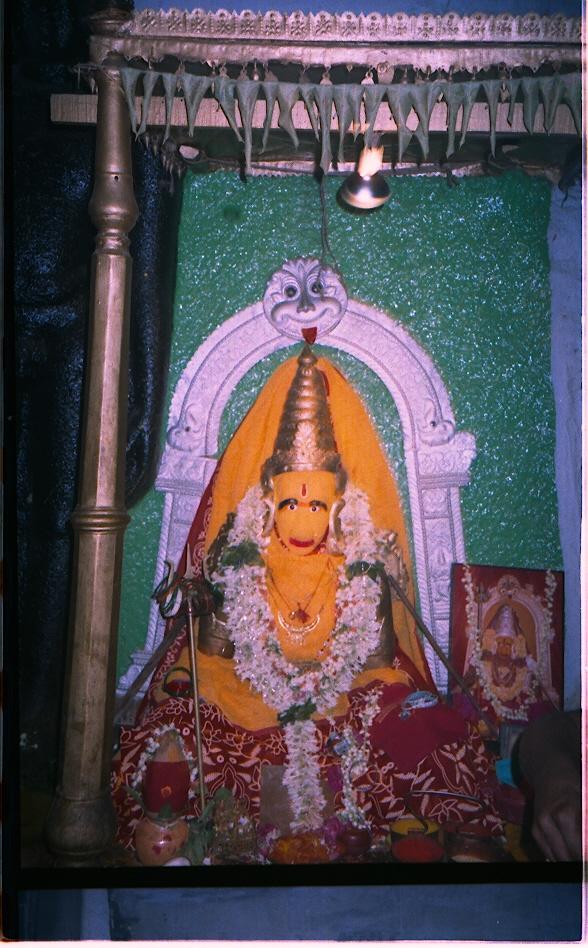 Padmakshi Temple Hanamkonda