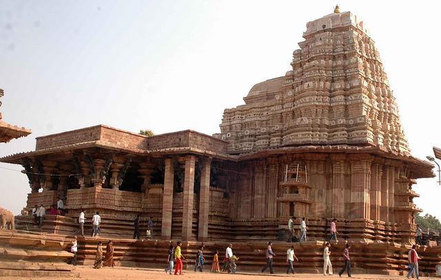 Ramappa Temple at Palampet, Warangal