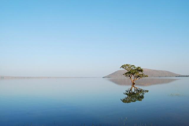 Pakhal Lake Warangal