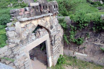 Karimnagar_Molangur_Fort_Main