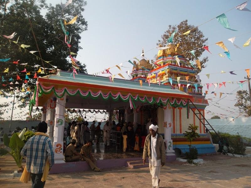 Nagoba Temple Keslapur Adilabad
