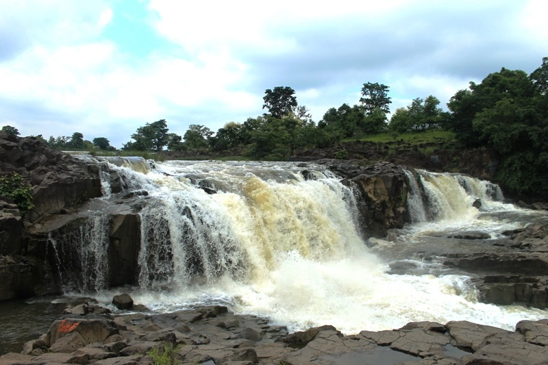 Pochera Waterfalls Adilabad District Tourism