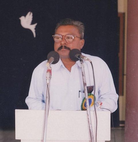 Prof Biyyala Janardhan Rao Garu