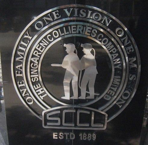 Singareni Collieries Logo