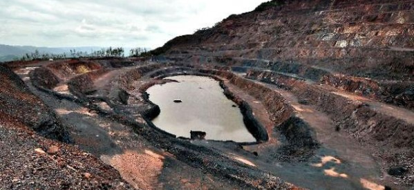 Singareni Collieries Open Cast Mine