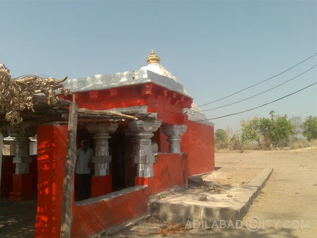 Bhadi Temple - Adilabad Tourism
