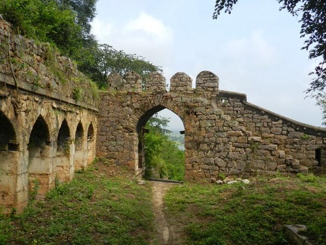 Medak Fort - Medak Tourism