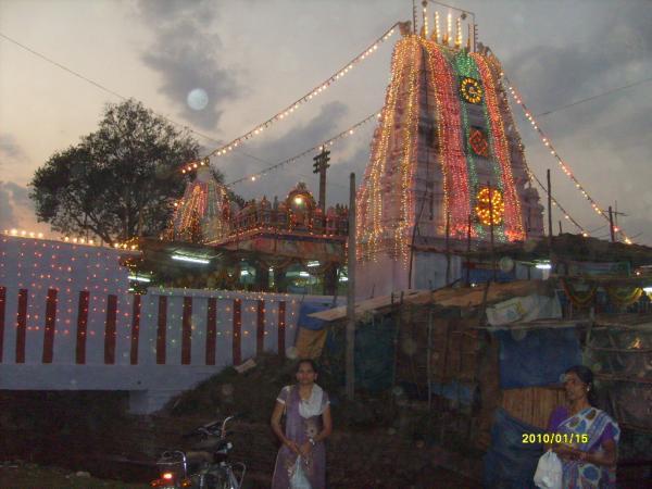 Sri Kethaki Sangameswara swamy Temple at Jharasagaram near Zaheerabad