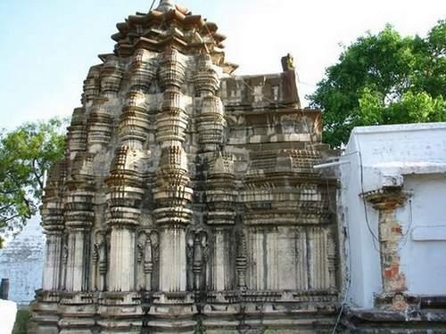 Star Shape of Ramaligeswara Temple Nandikandi-Sangareddy