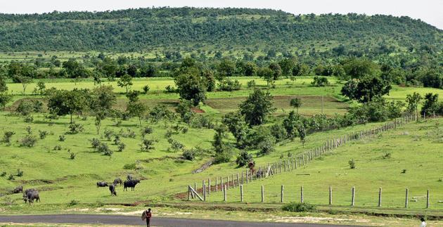 Ananthagiri Hills near Vikarabad