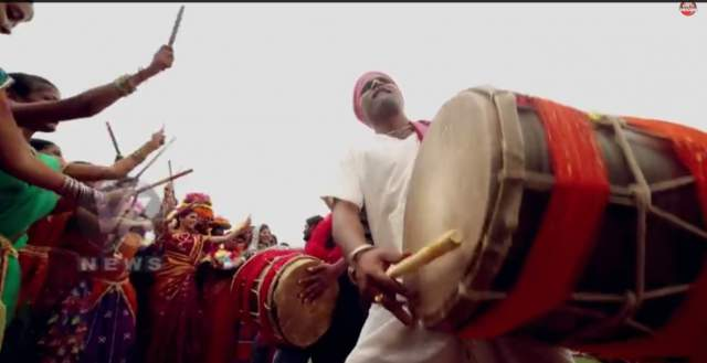 V6 Bathukamma Song 2014-Telangana Songs